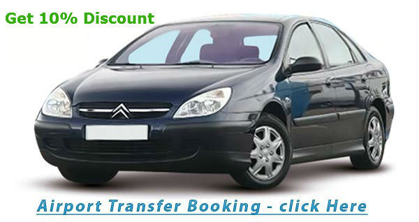 Transfer from & to Belgrade Airport with Sedan  for just  20€ - BOOK NOW!