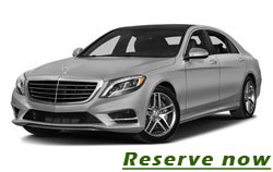 Transfer from or to Belgrade airport with Mercedes S class - from 55 euro