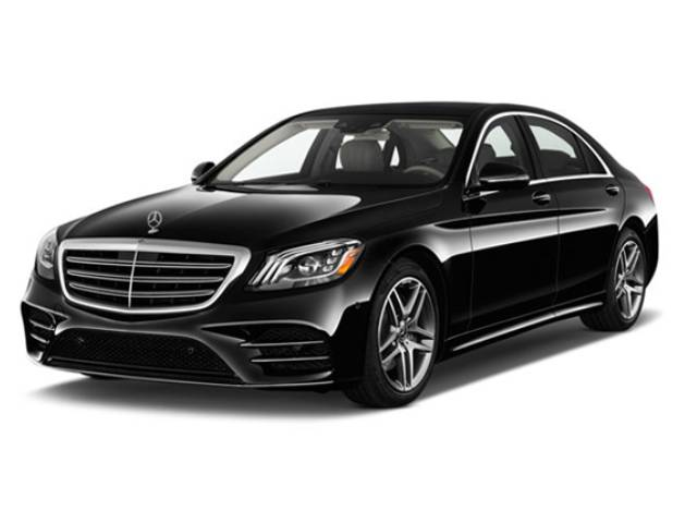 Mercedes Benz S-Class AMG - min. 3 hour of rent for wedding day