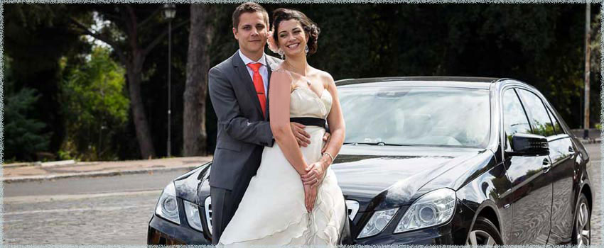Hiring wedding Car in Belgrade