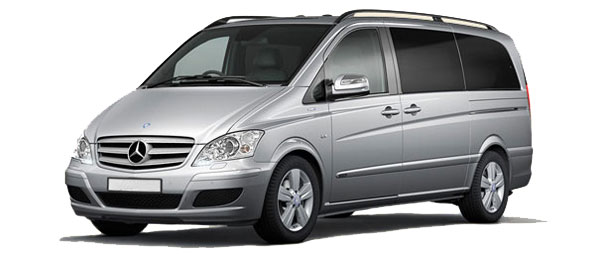 Full or Half day van with driver rent in Belgrade ( Serbia)